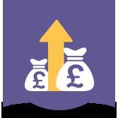 grow your funds gradually